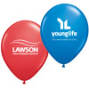 "11"" Custom Printed Balloons - Standard Colors"