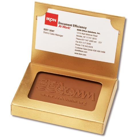 Business Card Gift Box in Business Card Gift Box