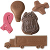 3-D Chocolate Gifts