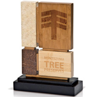 Sustainability Award - Bamboo & Coconut