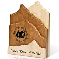 Elevation Award - Renewable Bamboo