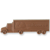 Chocolate Commercial Truck - 2.5 oz