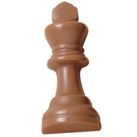 Chocolate Chess Piece - 1 oz