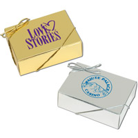 Business Card Box w/ Confections