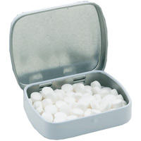Square Tin of Mints