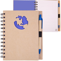 Earth Recycled Notebook