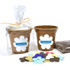 Seed Paper Flower Confetti Pot Planting Kit