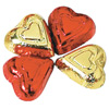 Heart Shaped Mini-Chocolates