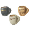 Chocolate Foiled Coffee Cups - Espresso Infused