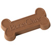 Chocolate Dog Bone Cut-Out - 1 oz