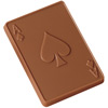 Chocolate Playing Card - 1 oz