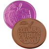 Chocolate Rounds - 1 oz