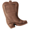 Chocolate Cowboy Boot - 1 oz