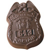 Chocolate Badge - 2 oz