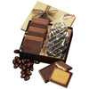 Molded Chocolate Cookie & Confection Custom Gift Box w/ 6 Cookies