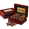 Executive Wooden Candy Box Keepsake