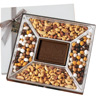 Custom Personalized Chocolate Centerpiece Gift Box w/ Confections - 1.25 lbs