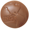 1.5 oz Molded Chocolate Globe