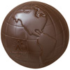 5 oz Molded Chocolate Globe