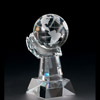 Globe in Hand Award - Medium