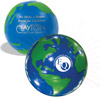 Stress Relief Globe Ball