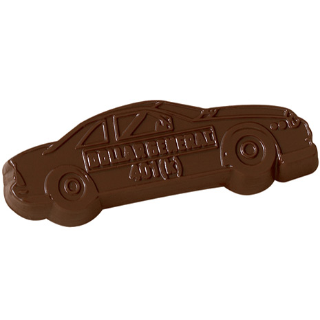 Chocolate Race Car Cut Out Oz Corporate Gifts Awards
